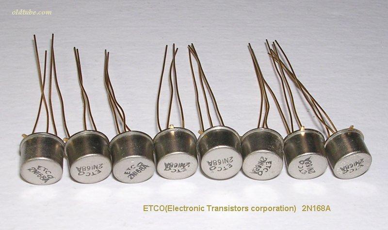 AC176 Germanium NPN transistors Tested hfe 38-114 NOS