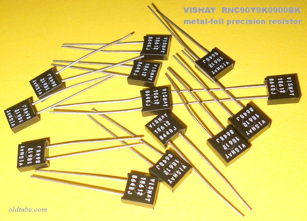 1//4 watt 1/% Metal Film Resistors 100pcs 511,000 ohm 511K